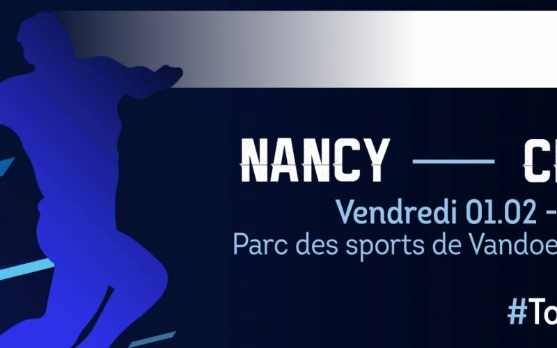 Présentation de match : PROLIGUE // J14 : NANCY - CHARTRES
