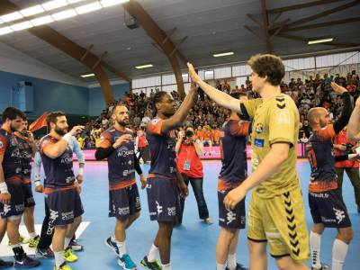 FINALE PLAYOFFS : CHARTRES 28 - 26 MASSY
