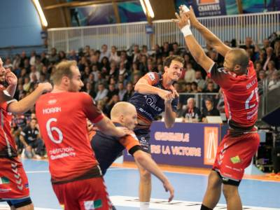 J04 : CHARTRES 29 - 22 NANCY