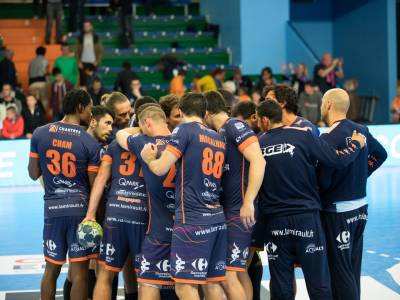 COUPE DE LA LIGUE : CHARTRES 23 - 29 CESSON