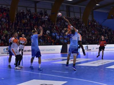 CDL8 : CHARTRES 24-32 MONTPELLIER