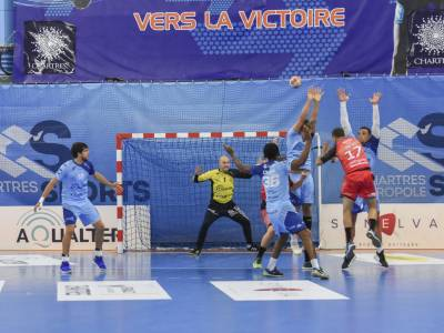 J2PL : CHARTRES 29 - 28 NANCY